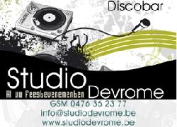 Afbeelding › Discobar Studio Devrome