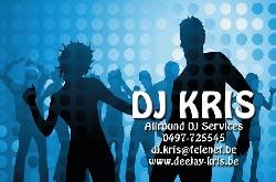 Afbeelding › DJ KRIS - Allround Dj Services