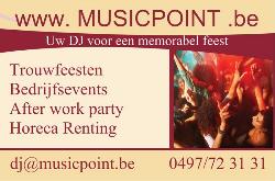 Afbeelding › Musicpoint Uw DJ voor een memorabel feest