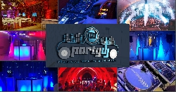 Afbeelding › PartyDJ: DJ, verhuur discobars, licht, geluid, karaoke en special effects